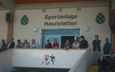 Sportanlage Haunstetten