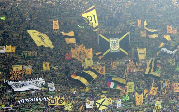Westfalenstadion - Into BVB