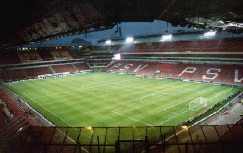 Philips Stadion - Innenaufnahme Totale