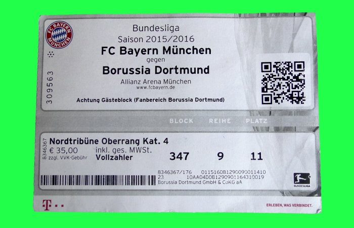 fcb bvb tickets