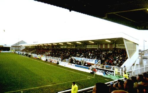 Victoria Park - Cyril Knowles Stand