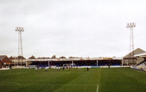 Victoria Park - Rink End Stand