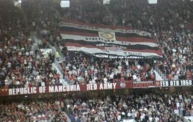 Old Trafford - Republic of Mancunia