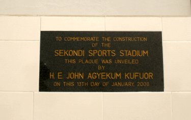 Sekondi Sports Stadium
