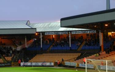 Vale Park - The Sentinel Family Stand